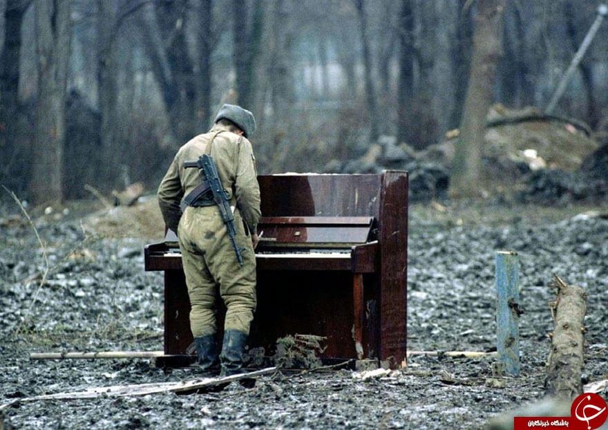سرباز-و-پیانو
