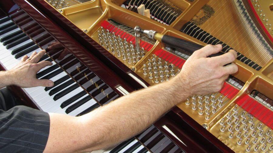 کوک-کردن-پیانو